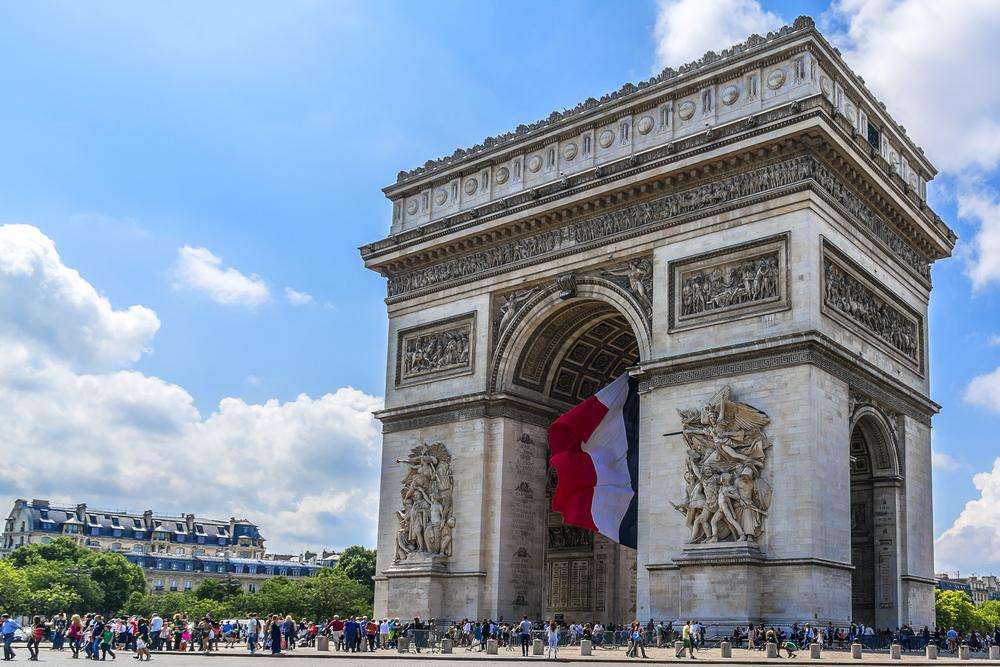 1. MAIN Arc 6 - Arc De Triomphe