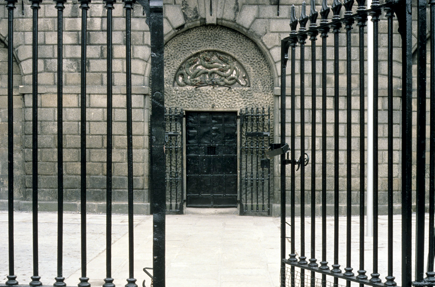1. MAIN kilmainham old entrance 1V