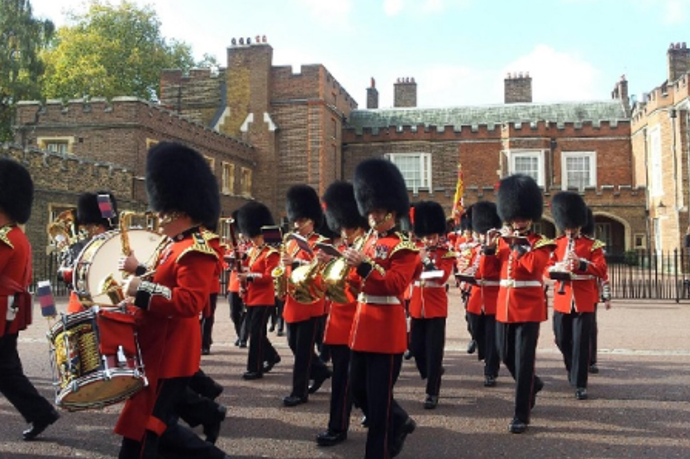 Changing of the Guard & Westminster