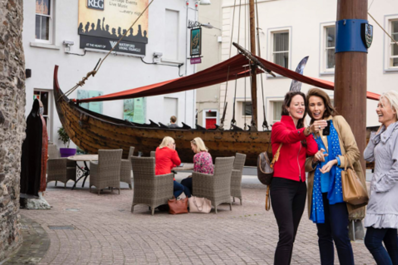 Waterford– Top 10 Waterford City Highlights Walking Tour