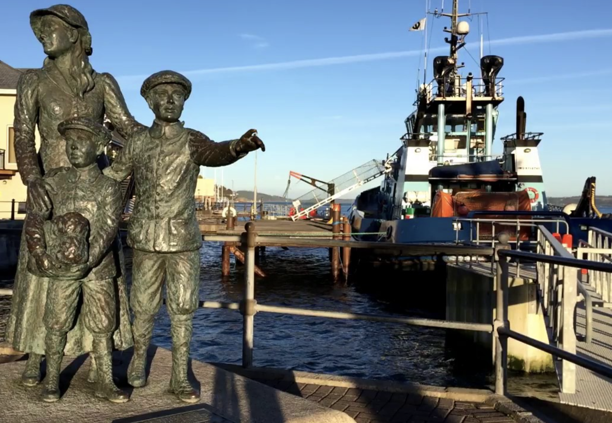 Cobh Titanic Trail Tour - Cork Tours - Letz Go