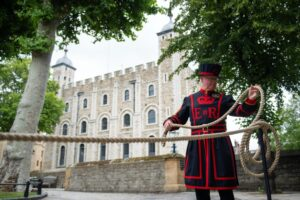 Yeoman Warden at Tower of London